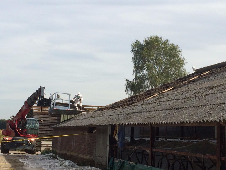 Asbest renovatie
